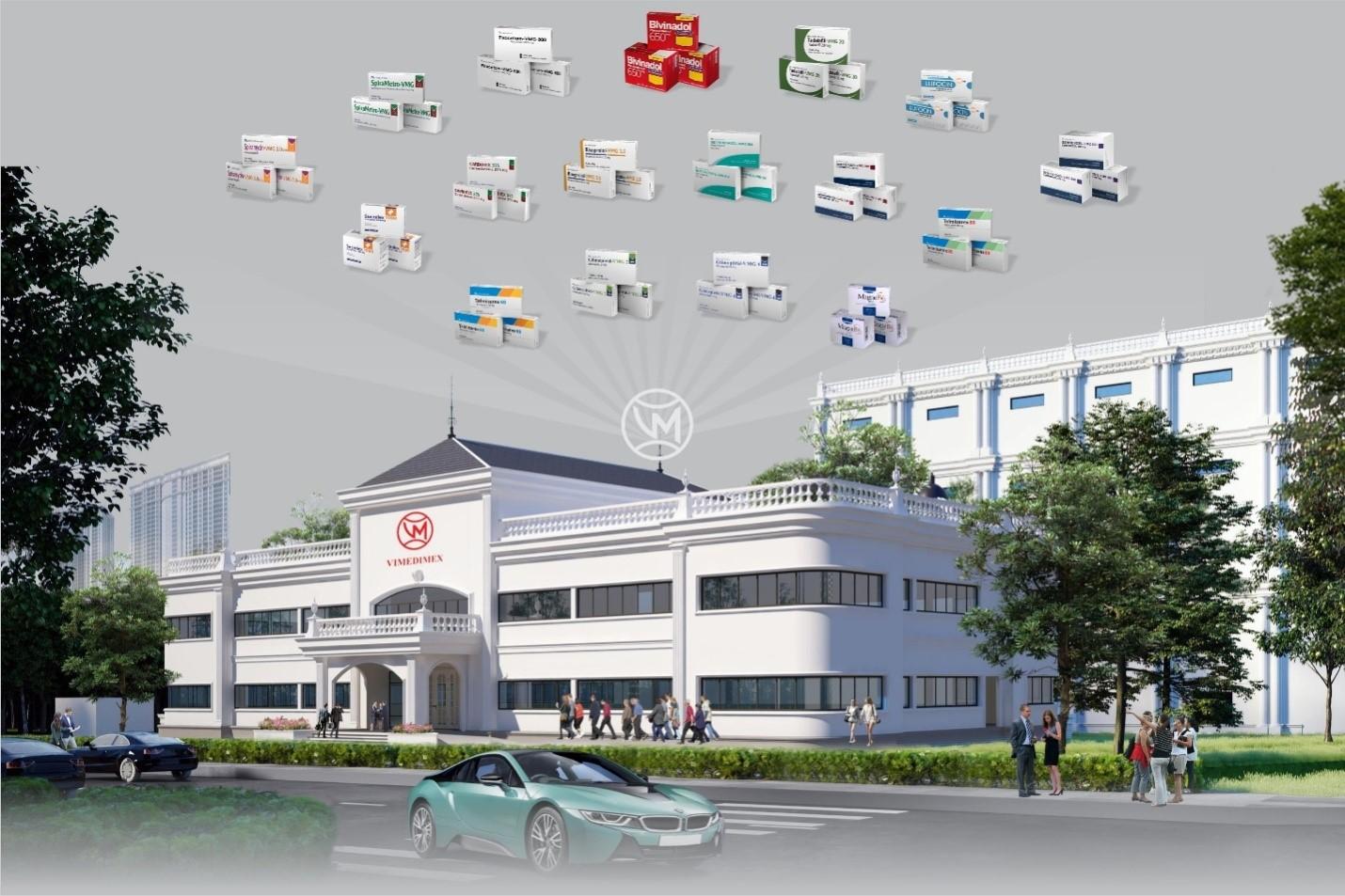 Video – Khai trương trung tâm phân phối dược phẩm Vimedimex và Khánh thành nhà máy sản xuất Thuốc Tân Dược giai đoạn Iáy giai đoạn I
